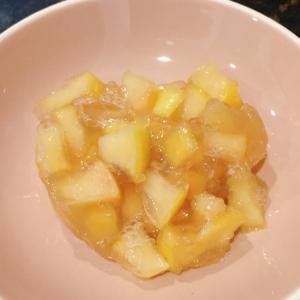 簡単・夏にぴったり!リンゴまるごとアップルゼリー