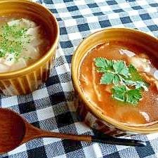 簡単!新玉ねぎとベーコンの欲張りスープ