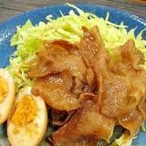 薄切り豚バラ肉で★簡単チャーシュー