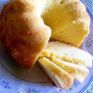 ラム酒好きさんへ☆簡単バターケーキ