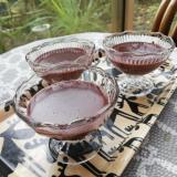 トルコのお菓子★スパンゲル~チョコレートプディング