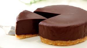 材料3つで簡単生チョコケーキホワイトデー