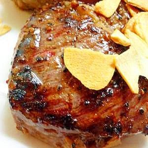 ☆やわらか〜い!塩麹で牛ステーキ☆
