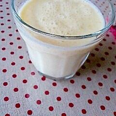 林檎と八朔の豆乳スムージー