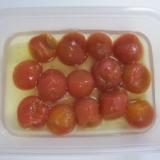 ♪プチトマトの蜂蜜煮♪