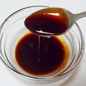 串焼きの甘タレ
