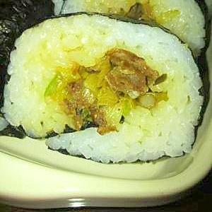 簡単巻き寿司 牛肉巻き