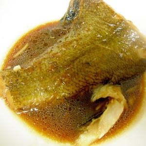アブラカレイの煮物
