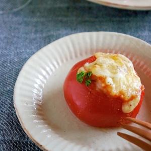 リコピンぴん♪丸ごとトマトの簡単リゾット