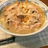 季節の変わり目、風邪に♪しょうがの酸辣湯風スープ