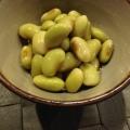 青大豆を蒸して♪簡単ひたし豆(秘伝豆)[圧力鍋]