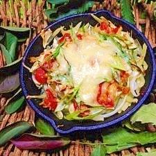 減塩☆チキンのトマト味噌焼き