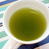 ホッと☆グリーンメープル玄米茶♪