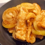 しっとりふんわり♪鶏ムネ肉でさっぱり生姜焼き