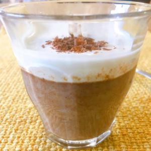 簡単に作れる★チョコレートプリン