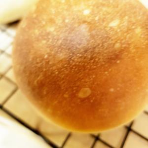 ふわふわの丸パン♪