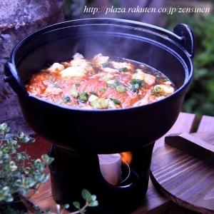 えび&春雨のピリ辛鍋