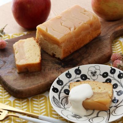 こどもと一緒に作ろう♪「りんご×ホットケーキミックス」でおやつ時間