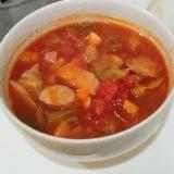 ほっこり温まる脂肪燃焼スープ☆