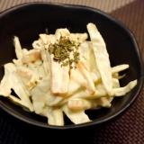 ゴボウとニンジンのおつまみサラダ