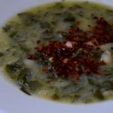 トルコ料理★ケールのスープ