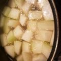 冬瓜の生姜あんかけ++