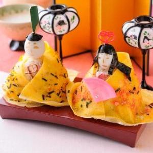 お節句を華やかな料理で楽しもう♪ 桜飯の茶巾