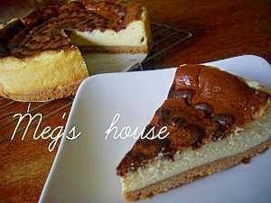 濃厚♪めぐ家のチーズケーキ♪♪