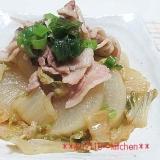 優しいお味♪豚・大根・白菜煮物