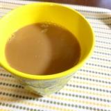 朝に☆ホエーで☆ミルクコーヒー