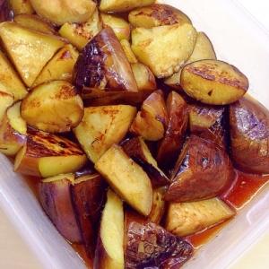 基本の和食☆茄子の揚びたし 作り置きお惣菜