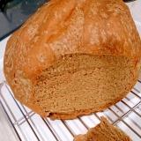 【糖質制限】ノンオイル♪胚芽ふすま入り豆腐食パン
