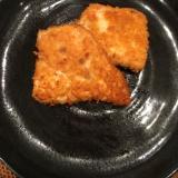 メカジキのチーズフライ