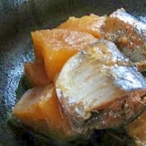 圧力鍋☆15分で骨まで食べれる秋刀魚の煮付け