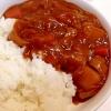 冬に美味しい☆サツマイモと白菜のカレーライス