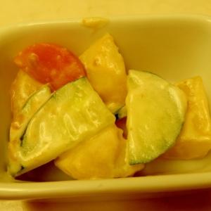 味噌が隠し味☆ポテトサラダ