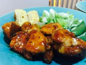 鶏胸肉のさっぱり照り焼き