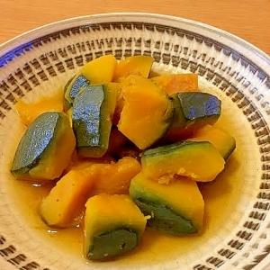 【簡単】居酒屋メニュー♡かぼちゃの煮物