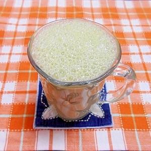 りんご酢&はったい粉&きゅうりジュース