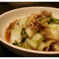 豚肉と白菜の炒め物★
