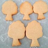 [お手伝いレシピ]おからで型ぬきクッキー