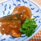鯖の韓国風煮