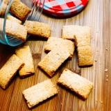 小麦不使用・低糖質 ポリっとおからクッキー