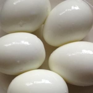 ゆで卵の茹で方