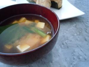 ぽっかぽか☆あったか生姜味噌汁