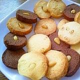 簡単サクサククッキー