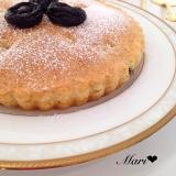 朝食&おやつに♩混ぜるだけ簡単!プルーンケーキ