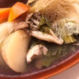 キャベツ×大量消費☆甘くてとろ〜ん野菜スープ♡