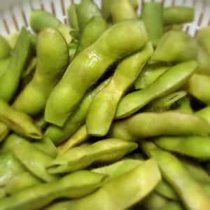 おいしい枝豆の茹で方