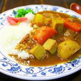 牛すね肉と高野豆腐のカレー